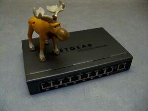 FVS318G – ProSAFE 8-port Gigabit VPN Firewall NetGear