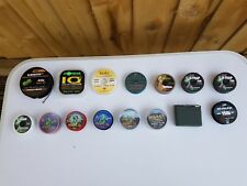 Carp fishing hooklinks Korda, Kryston, Nash etc.