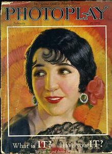 PHOTOPLAY • FEB 1926 • BEBE DANIELS cover Livingston Geer • inside EMIL JENNINGS