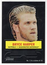 2016 Topps Heritage Stand Ups #1 Bryce Harper MINT,MINT (Washington Nationals)