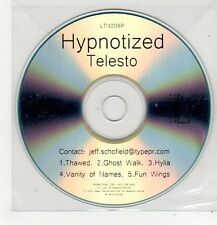 (FF394) Hypnotized, Telesto - 2013 DJ CD
