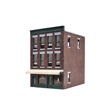 3473  Walthers Cornerstone Flowers by Terry Downtown Storefront HO scale