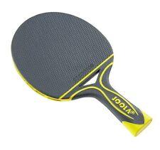 JOOLA Tischtennisschläger Tischtennis Schläger Outdoor Allweather Gelb