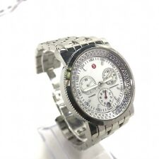 MICHELE Sport Sail 96 Diamond Swiss Chronograph Watch MW01C01D9001 Womens