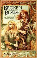 Broken Blade The Rune Blade Trilogy, Book 3