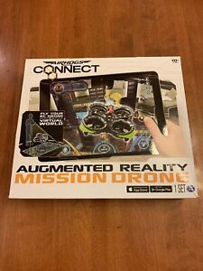 Airhogs Connect Augmented Reality Mission Drone Open Box Used