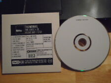 RARE PROMO Thumbnail CD That Static PUNK emo POISON ARROWS Atombombpocketknife !