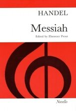 HANDEL MESSIAH PROUT Edition