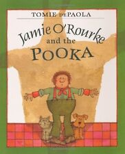 Jamie O'Rourke and the Pooka by Tomie dePaola (2002, Paperback)