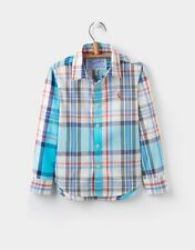 Joules Boys' Long Sleeve Sleeve 100% Cotton T-Shirts, Tops & Shirts (2-16 Years)