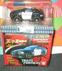 ZipZaps Transformers Barricade 2007 Saleen Mustang- LAST ONE