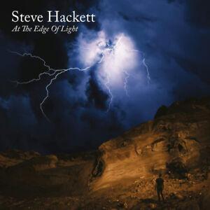 "Steve Hackett : At the Edge of Light VINYL 12"" Album with CD 3 discs (2019)"