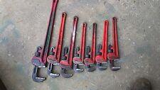 Pipe Wrenches USA  Rigid Proto Craftsman