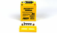 Motobatt Battery For Honda GB 500 TT 1989