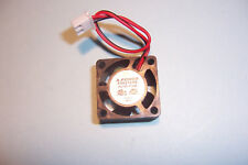 12V 25mm Micro computer cooling fan. Quality A-Power product