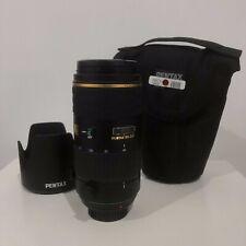 PENTAX DA 60-250mm f/4 SMC ED SDM Lens #9225361