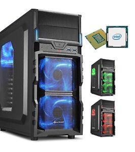 Aufrüst PC 82: Intel I7 9700K 8x4,9 Ghz Turbo / Gigabyte B360M / 16 GB PC2666