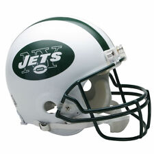 NEW YORK JETS RIDDELL NFL FULL SIZE AUTHENTIC PROLINE FOOTBALL HELMET