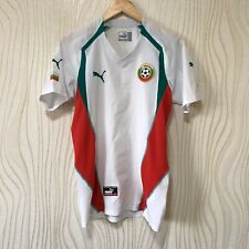 BULGARIA 2004 2006 HOME FOOTBALL SHIRT SOCCER JERSEY PUMA VINTAGE