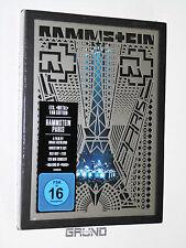 2 CD+Blu-ray: Rammstein – Paris, Limited Metall Fan Edition, NEU & OVP (A7/3)