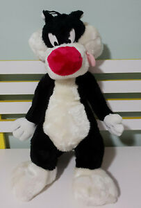SYLVESTER LOONEY TUNES LOONEY TOONS CAT CHARACTER TOY 50CM! PUDDY TAT TOY!