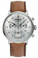 Zeppelin Men's LZ129 Hindenburg Quartz Chronograph Watch 7088-5 NEW