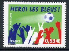 STAMP / TIMBRE FRANCE  N° 3936 ** SPORT / FOOTBALL MERCI LES BLEUS