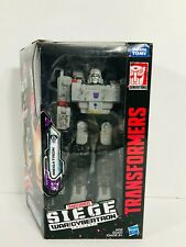 Transformers Siege MEGATRON Generations War for Cybertron Voyager Class