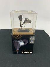 KLIPSCH XR8i HYBRID REFERENCE HEADPHONES