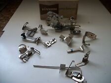 Vintage Kenmore Sewing Machine Attachments in Original Box No. 608.34