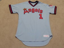 Bobby Knoop Game Worn Jersey California Angels