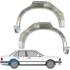BMW 3 E30 1982-1987 4 DOOR REAR WHEEL ARCH REPAIR PANEL REAR WING / PAIR