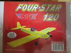 Sig Four-Star 120 balsa kit ( Radio Control )