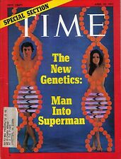 TIME MAGAZINE APRIL 19 1971 GENETICS TIMBERING SOVIET UNION DANEIL MOYNIHAN