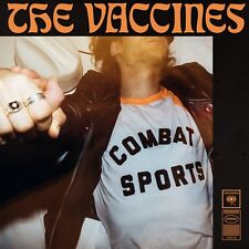 THE VACCINES COMBAT SPORTS LIMITED SIGNED CD ALBUM (New Release March 2018)