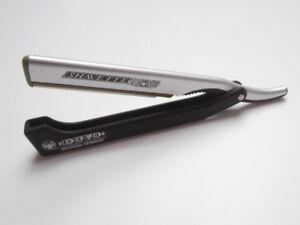 DOVO Solingen Original Shavette for Personna blades with GREEN Blade holder!!