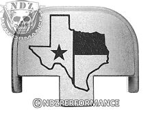 Rear Slide Plate for Smith Wesson S&W SD9 SD40 VE 9mm 40SL Texas State Border 2