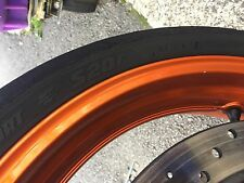 Tango Orange Basecoat Candy Paint 1 Litre Ready For Use Car Pre Thinned RFU