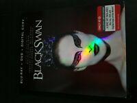 BLACK SWAN (Blu-ray)  2010   TARGET EXCLUSIVE RARE OOP SLIPCOVER