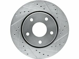 For 2012-2015 Ram C/V Brake Rotor Front Right Dynamic Friction 59124QQ 2013 2014