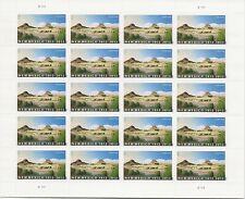 2012 Forever New Mexico full Sheet of 20 Scott #4591, Mint NH