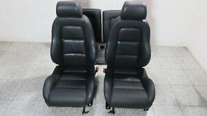 Audi TT Sport Sitze Leder schwarz mit Sitzheizung original