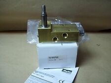 "PARKER SKINNER SOLENOID VALVE PRESS VESSEL 1/4"" 3WAY BRZ  73317BN2PN00 NC <P141"