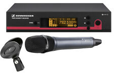 Sennheiser ew 135 G3 Wireless Handheld Microphone System with e 835 Mic A Band