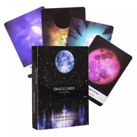 44 Cards Moonology Oracle Card Deck