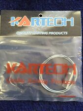 Go Kart - Exhaust Muffler Tie Wire & Clamp -NEW