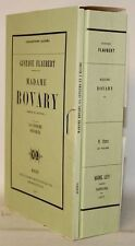 FLAUBERT Madame Bovary Censure Oeuvre 1ère édition fac-similé 2007 LA21