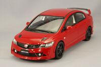 1/18 OTTO Kyosho Honda Civic Type R MUGEN RR Red KSR18038R-B