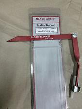 Flange Wizard Radius Marker Small  72800  Pocket Size