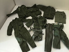 Dark Miltary Clothes & accessories 1/6 Scale #19